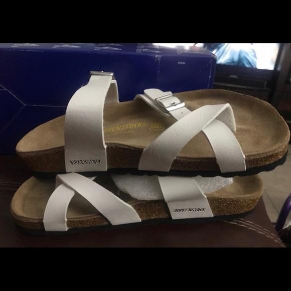 NWB Birkenstock 8/9 39 Mayari Sandals